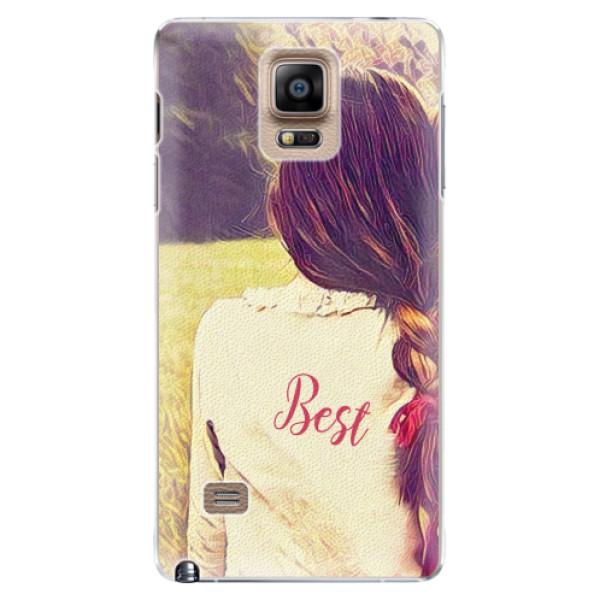 Plastové pouzdro iSaprio - BF Best - Samsung Galaxy Note 4