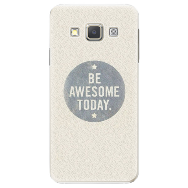 Plastové pouzdro iSaprio - Awesome 02 - Samsung Galaxy A3