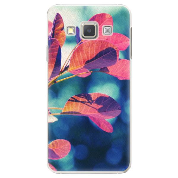 Plastové pouzdro iSaprio - Autumn 01 - Samsung Galaxy A3
