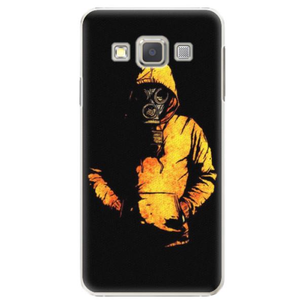 Plastové pouzdro iSaprio - Chemical - Samsung Galaxy A3