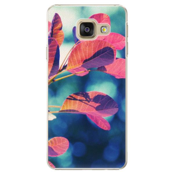 Plastové pouzdro iSaprio - Autumn 01 - Samsung Galaxy A3 2016