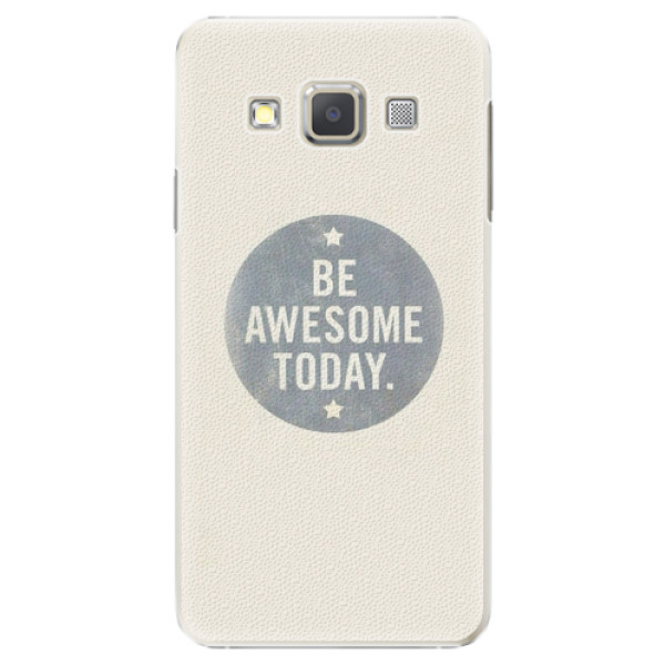 Plastové pouzdro iSaprio - Awesome 02 - Samsung Galaxy A5