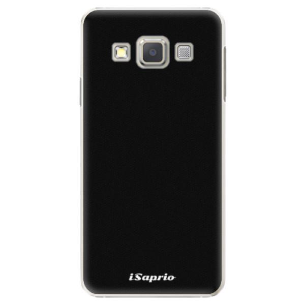 Plastové pouzdro iSaprio - 4Pure - černý - Samsung Galaxy A5