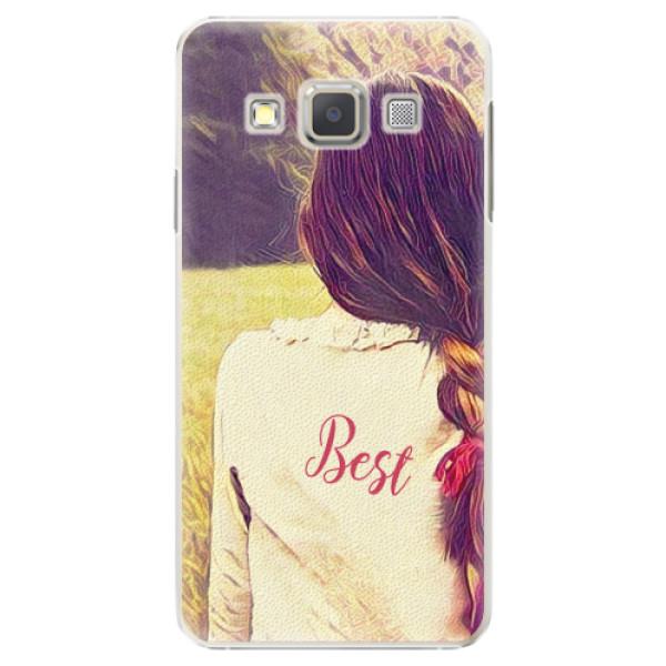 Plastové pouzdro iSaprio - BF Best - Samsung Galaxy A5