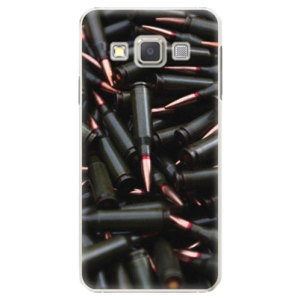 Plastové pouzdro iSaprio - Black Bullet - Samsung Galaxy A5