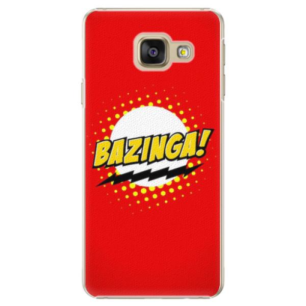 Plastové pouzdro iSaprio - Bazinga 01 - Samsung Galaxy A5 2016