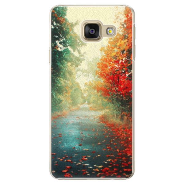 Plastové pouzdro iSaprio - Autumn 03 - Samsung Galaxy A5 2016