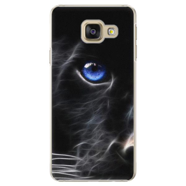 Plastové pouzdro iSaprio - Black Puma - Samsung Galaxy A5 2016