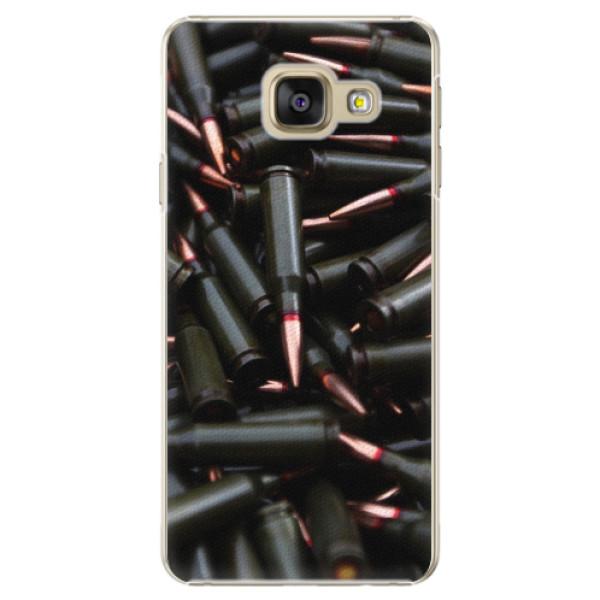 Plastové pouzdro iSaprio - Black Bullet - Samsung Galaxy A5 2016