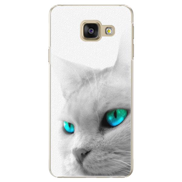 Plastové pouzdro iSaprio - Cats Eyes - Samsung Galaxy A5 2016