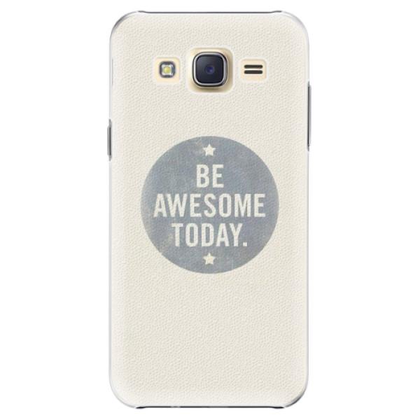 Plastové pouzdro iSaprio - Awesome 02 - Samsung Galaxy J5