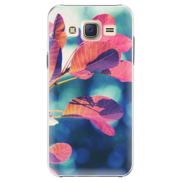 Plastové pouzdro iSaprio - Autumn 01 - Samsung Galaxy J5
