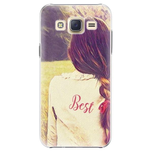 Plastové pouzdro iSaprio - BF Best - Samsung Galaxy J5