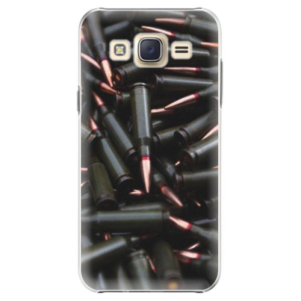 Plastové pouzdro iSaprio - Black Bullet - Samsung Galaxy J5