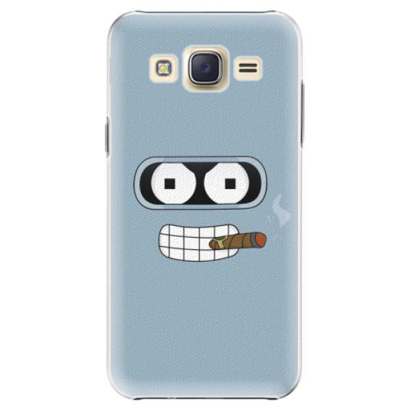 Plastové pouzdro iSaprio - Bender - Samsung Galaxy J5