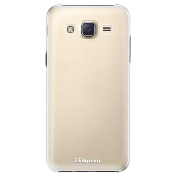 Plastové pouzdro iSaprio - 4Pure - mléčný bez potisku - Samsung Galaxy Core Prime