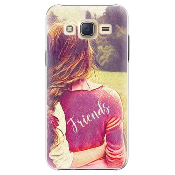 Plastové pouzdro iSaprio - BF Friends - Samsung Galaxy Core Prime