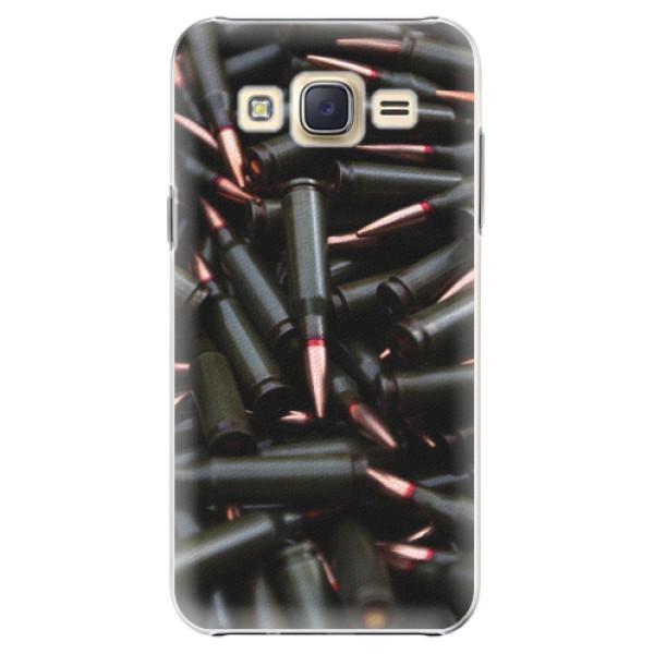Plastové pouzdro iSaprio - Black Bullet - Samsung Galaxy Core Prime