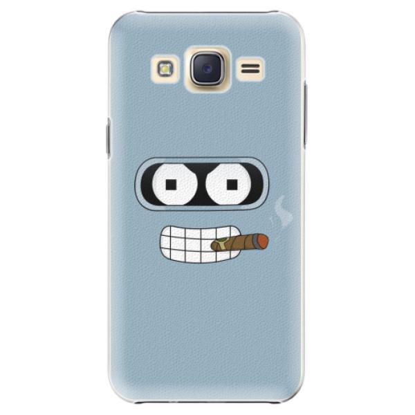 Plastové pouzdro iSaprio - Bender - Samsung Galaxy Core Prime