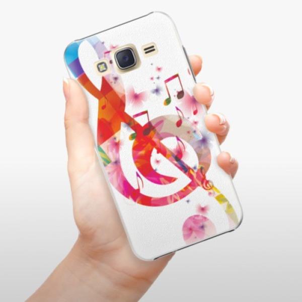 Plastové pouzdro iSaprio - Love Music - Samsung Galaxy Core Prime