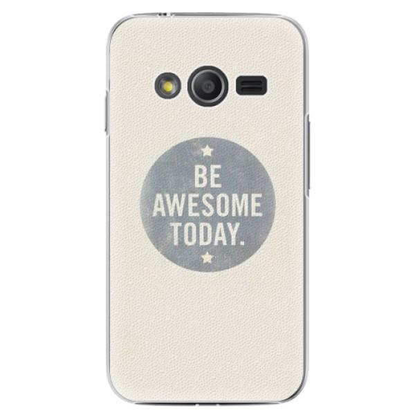 Plastové pouzdro iSaprio - Awesome 02 - Samsung Galaxy Trend 2 Lite