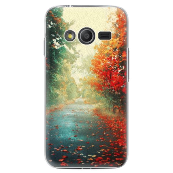 Plastové pouzdro iSaprio - Autumn 03 - Samsung Galaxy Trend 2 Lite