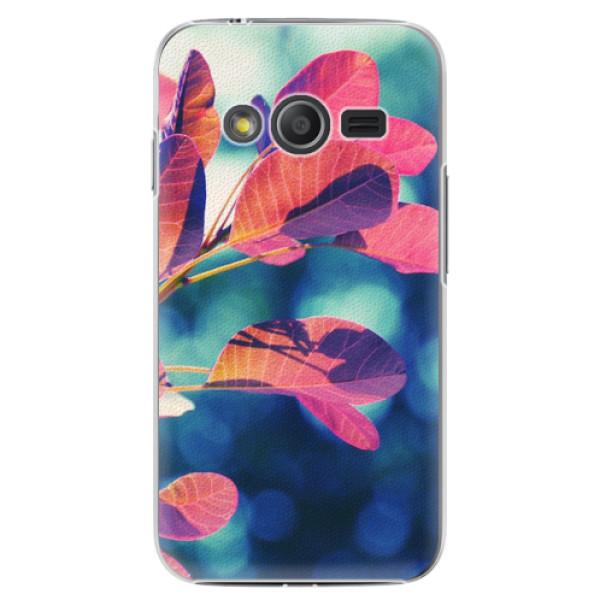 Plastové pouzdro iSaprio - Autumn 01 - Samsung Galaxy Trend 2 Lite