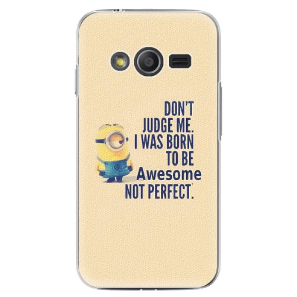 Plastové pouzdro iSaprio - Be Awesome - Samsung Galaxy Trend 2 Lite