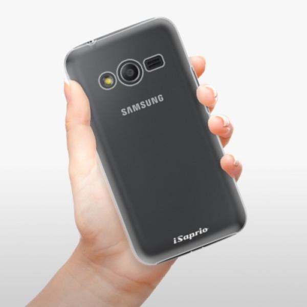 Plastové pouzdro iSaprio - 4Pure - mléčný bez potisku - Samsung Galaxy Trend 2 Lite