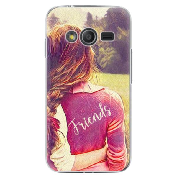 Plastové pouzdro iSaprio - BF Friends - Samsung Galaxy Trend 2 Lite