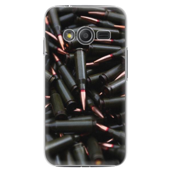Plastové pouzdro iSaprio - Black Bullet - Samsung Galaxy Trend 2 Lite
