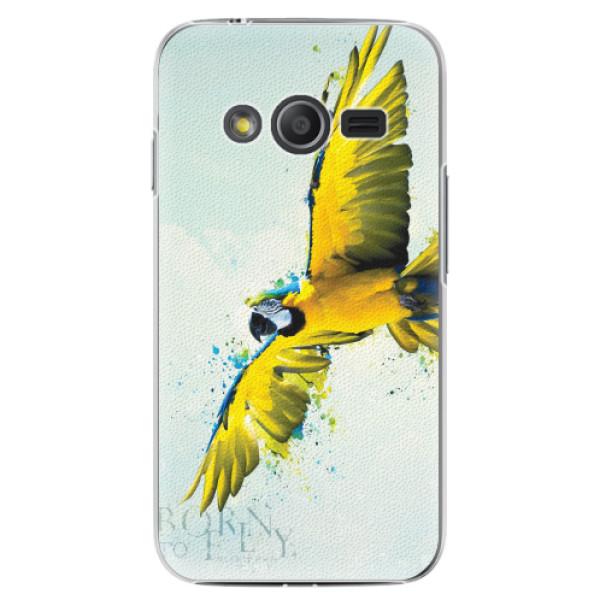 Plastové pouzdro iSaprio - Born to Fly - Samsung Galaxy Trend 2 Lite