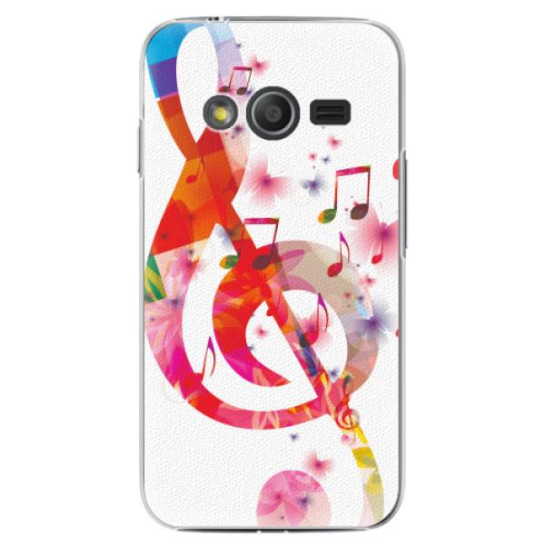 Plastové pouzdro iSaprio - Love Music - Samsung Galaxy Trend 2 Lite