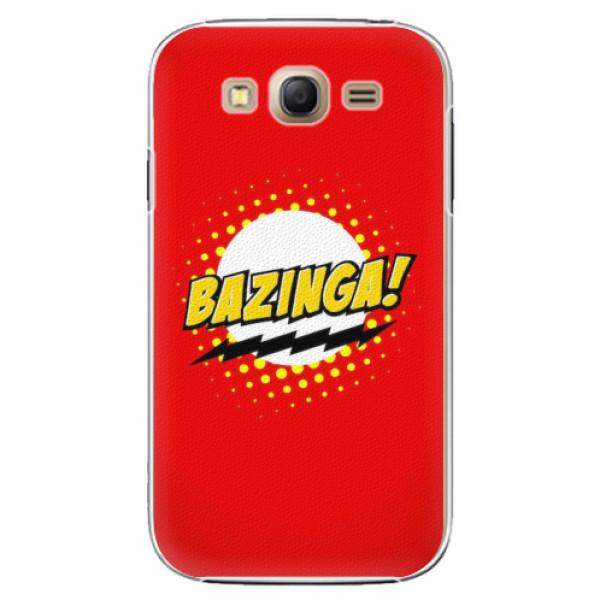 Plastové pouzdro iSaprio - Bazinga 01 - Samsung Galaxy Grand Neo Plus