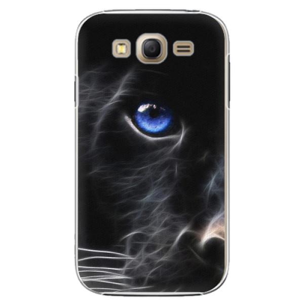 Plastové pouzdro iSaprio - Black Puma - Samsung Galaxy Grand Neo Plus