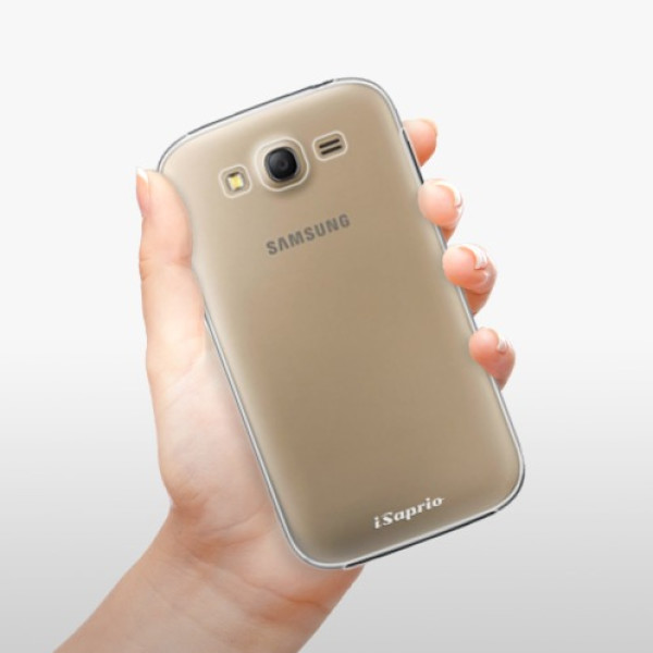 Plastové pouzdro iSaprio - 4Pure - mléčný bez potisku - Samsung Galaxy Grand Neo Plus