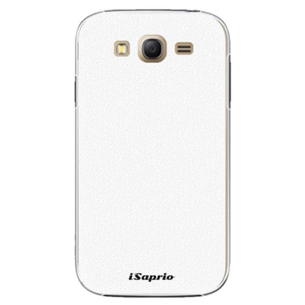 Plastové pouzdro iSaprio - 4Pure - bílý - Samsung Galaxy Grand Neo Plus