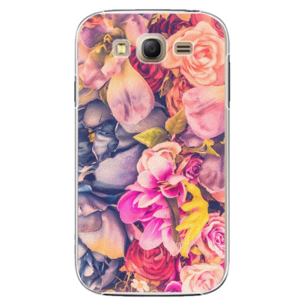 Plastové pouzdro iSaprio - Beauty Flowers - Samsung Galaxy Grand Neo Plus