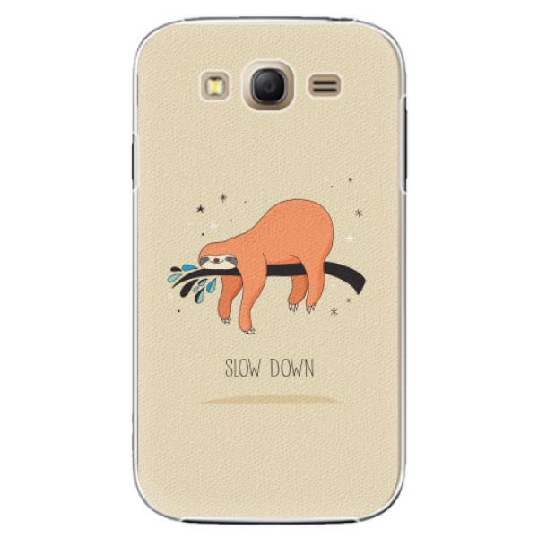 Plastové pouzdro iSaprio - Slow Down - Samsung Galaxy Grand Neo Plus