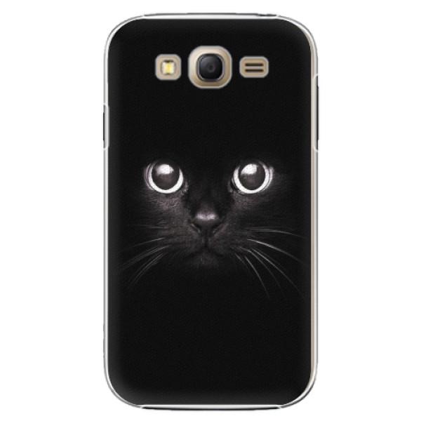 Plastové pouzdro iSaprio - Black Cat - Samsung Galaxy Grand Neo Plus