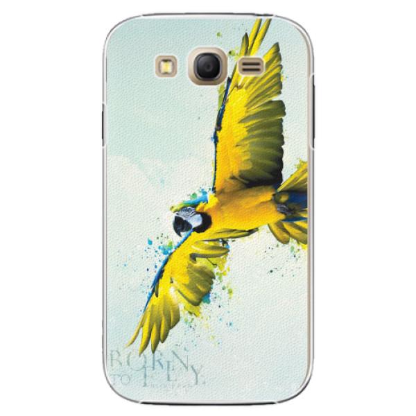 Plastové pouzdro iSaprio - Born to Fly - Samsung Galaxy Grand Neo Plus
