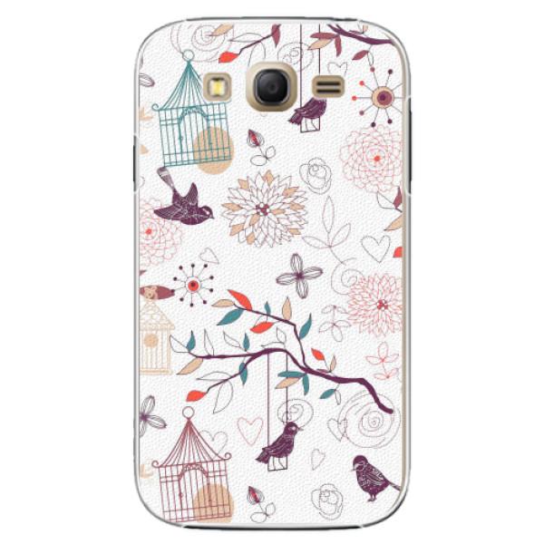 Plastové pouzdro iSaprio - Birds - Samsung Galaxy Grand Neo Plus