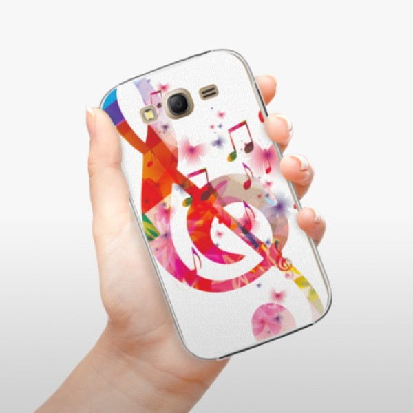 Plastové pouzdro iSaprio - Love Music - Samsung Galaxy Grand Neo Plus