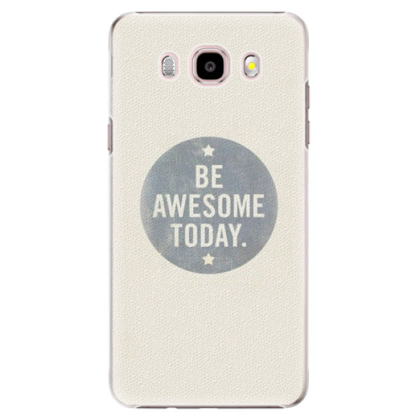 Plastové pouzdro iSaprio - Awesome 02 - Samsung Galaxy J5 2016