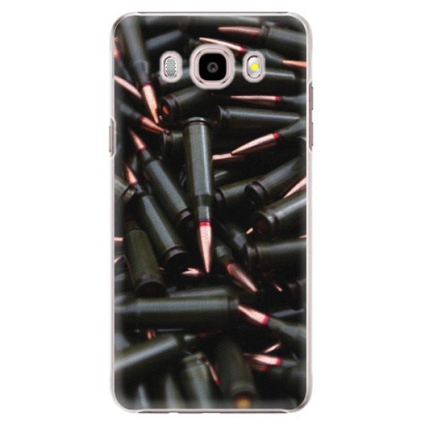 Plastové pouzdro iSaprio - Black Bullet - Samsung Galaxy J5 2016