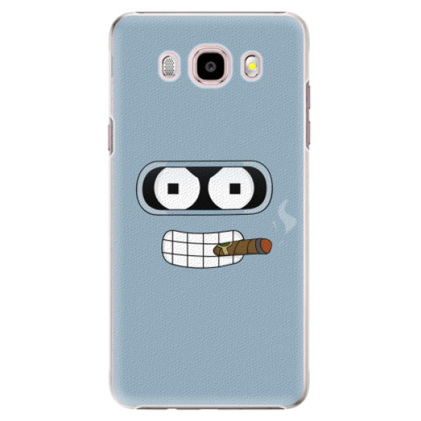 Plastové pouzdro iSaprio - Bender - Samsung Galaxy J5 2016