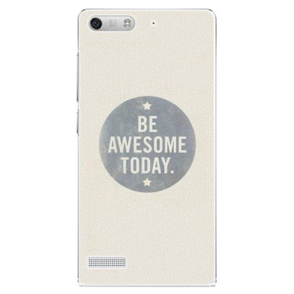 Plastové pouzdro iSaprio - Awesome 02 - Huawei Ascend G6
