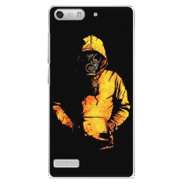Plastové pouzdro iSaprio - Chemical - Huawei Ascend G6