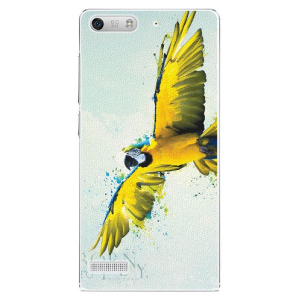Plastové pouzdro iSaprio - Born to Fly - Huawei Ascend G6