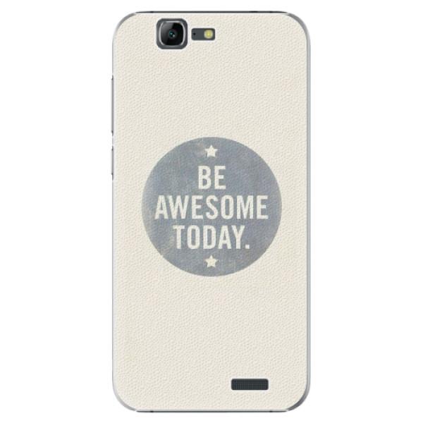 Plastové pouzdro iSaprio - Awesome 02 - Huawei Ascend G7